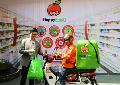 HappyFresh : Belanja Online Dengan Mudah