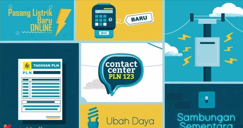 PLN Online, Pelayanan Listrik Cepat dan Praktis